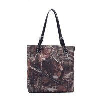 Black 'Real Tree' Tote Bag - RT1-500680A MAX4 BK