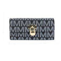 Black Milan Collection Wallet - MM5790