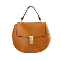 Tan Fashion Clutch Bag - B921