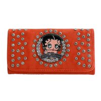 Red Betty Boop Wallet - B17A2605