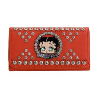 Red Betty Boop Wallet - B16E2605