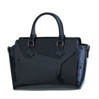 Blue David Jones Satchel Handbag - 3943-2