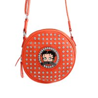 Special Coral Betty Boop Messenger Bag - B15X2070