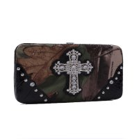 Black 'Real Tree' Hard Case Wallet - RT1-AW251A APG/BK
