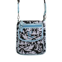 Turquoise Fashion Messenger Bag - DN-749