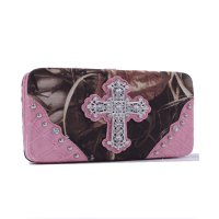 Pink 'Real Tree' Hard Case Wallet - RT1-AW251A MAX4