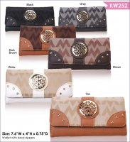 M-Style Wallet - KW252
