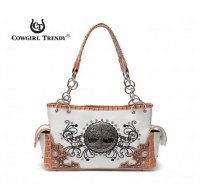 Natural Western 'Tree Of Life' Handbag - TRR 8469