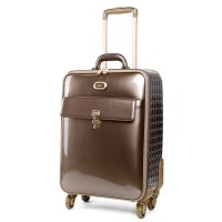 Pewter Euro Moda Carry-On Luggage - KBL8899