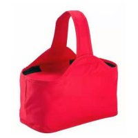 Red Small Insulated Thermal Picnic Basket - ETKPB