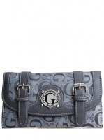Grey G-Style Wallet - KW284