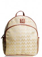 Tan Signature Style Wholesale Backpack - K1495