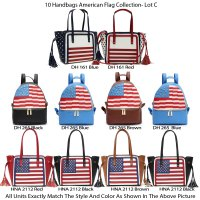 Special 10 Handbags great america Collection - Lot C