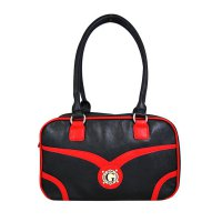 Red Signature Style Wholesale Satchel Handbag - K1360