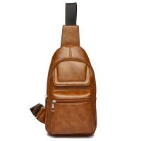 Acorn Over Shoulder Multi Compartment Sling Bag - MBA 5656