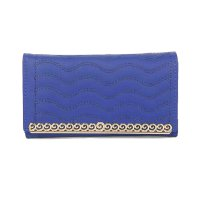 Blue Fashion Wallet - LF1562-1