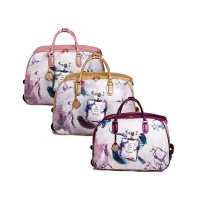Arosa Princess Mermaid Wheel Duffel Bag - BDD6988