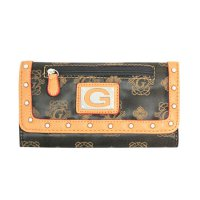 Orange Signature Style Wallet - KW219