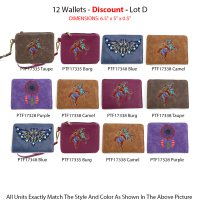 12-Wallets - Economy Lot D