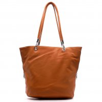 Apricot Fashion Tote Handbag - 079