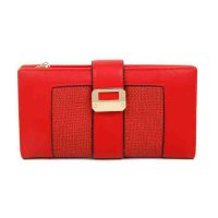 Red Fashion Wallet - LF17755