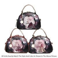 "Arosa ""Queen Lady"" Collections Handbag - BG8606"