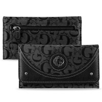 Black G-Style Wallet - KW338