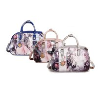 Blossom Time Slide-On Duffel Handbag - BBO6977