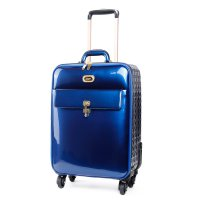 Royal Blue Euro Moda Carry-On Luggage - KBL8899