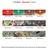 12-Wallets - Economy Lot A