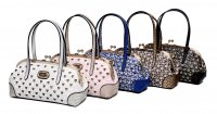 """Twinkle Mini"" top handle evening Handbag - KMS8300"