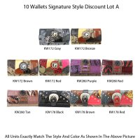 10 Wallets Economy Lot - A