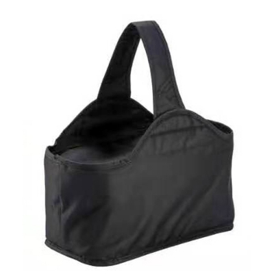 Black Small Insulated Thermal Picnic Basket - ETKPB