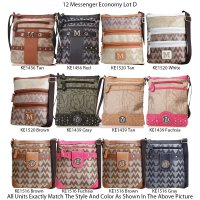 12 Messenger Bags - Economy Lot D