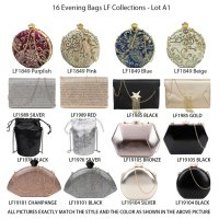 16 Evening Bags LF Collections Lot A1