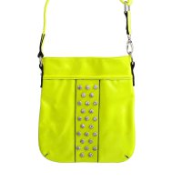 Yellow Fashion Neon Messenger Bag - NP443