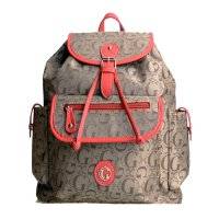 Red Signature Style Wholesale Backpack - K1583