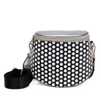 SILVER DESIGNER FASHION CROSSBODY BAG