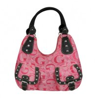 Fuchsia Signature Style Wholesale Shoulder Bag - K1328